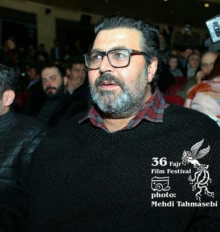 فرهاد اصلانی در اختتامیه جشنواره فیلم فجر