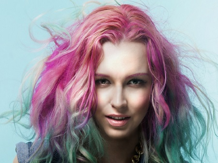 5 نکته مهم قبل از رنگ موی پاستلی که باید بدانید!