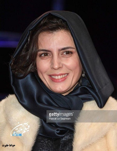 لیلا حاتمی در جشنواره برلین