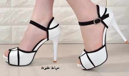 مدل های کفش پاشنه بلند دخترانه