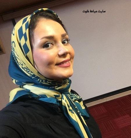 کیمیا گیلانی بازیگر نقش نازگل در سریال افسانه هزار پایان