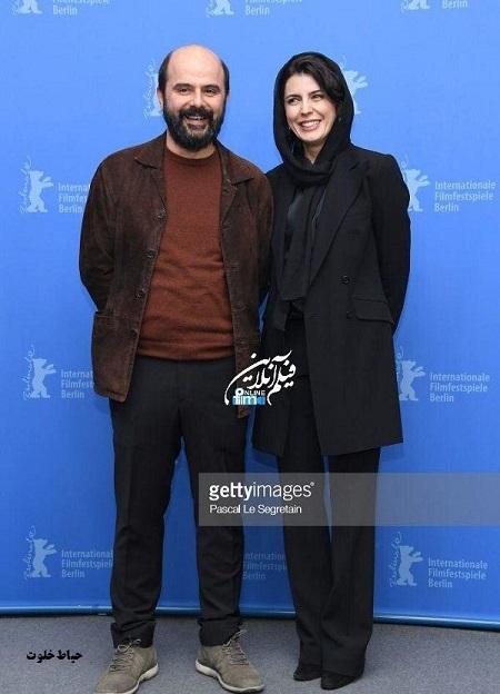 بازیگران در جشنواره بینالمللی فیلم برلین