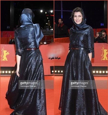 لیلا حاتمی در جشنواره فیلم برلین
