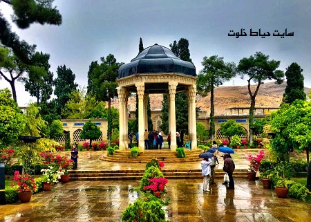 سفر نوروزی به شیراز