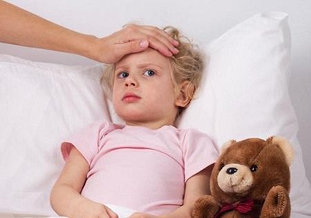 بیماری هایی که در فصل بهار به سراغ کودکان می آیند