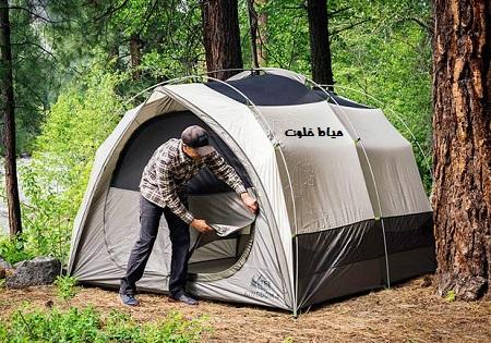 راهنمای کامل خرید چادر مسافرتی
