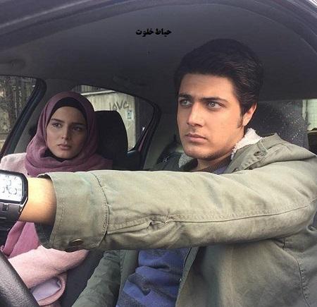 بیوگرافی و عکس های علی مسلمی بازیگر سریال هست و نیست
