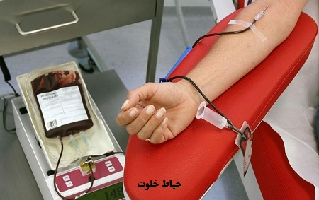 لیست کامل مراکز اهدای خون تهران
