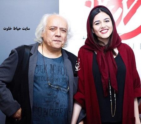عکس هنرمندان و پدرانشان به مناسبت روز پدر