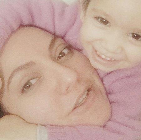 مهناز افشار و دخترش لیانا