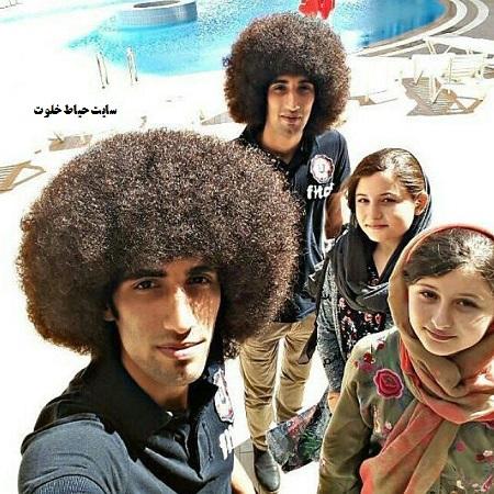 عکس رحمان، رحیم، سارا، نیکا بازیگران سریال پایتخت