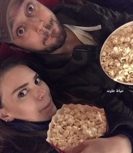 آصلی انور و نامزدش