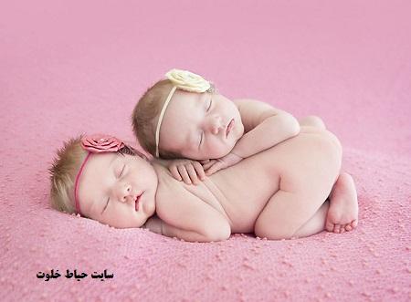 مدل های زیبا عکاسی از نوزاد