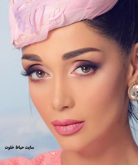 عکس های الناز گلرخ مدل زیبا و موفق ایرانی