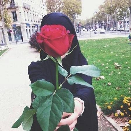 عکس پروفایل با حجاب و چادر