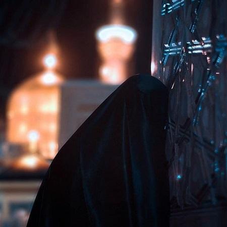 عکس پروفایل برای دختران چادر دار و محجبه