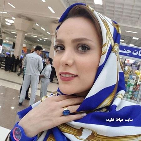 مهسا ایرانیان مجری پر انرژی تلویزیون+بیوگرافی و تصاویر
