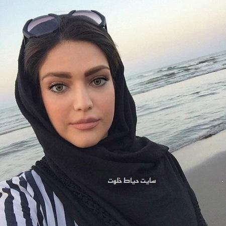 بیوگرافی و عکس های مهشید مرندی کهن بازیگر سریال کوبار