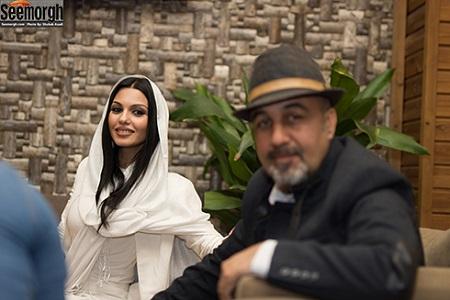 عکس های آلیسا و میلنا بازیگران زن ارمنستانی فیلم مصادره