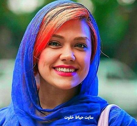 تصاویر پناه باقریان بازیگر نقش مبینا در سریال پایتخت