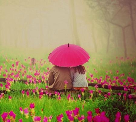 عکس پروفایل عاشقانه بهاری