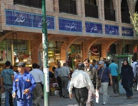فوری/ اعتصاب سراسری کسبه بازار بزرگ تهران در اعتراض به گرانی و رکود بازار