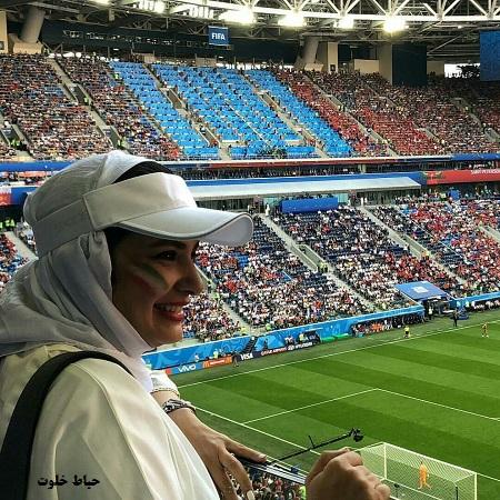 هنرمندان در روسیه , جام جهانی 2018