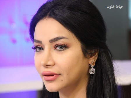 """""""لجین عمران"""" مجری زیبا و موفق عرب+عکس"""
