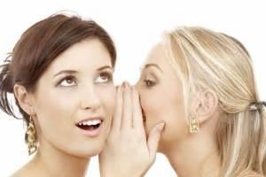 توصیه های درگوشی زنان