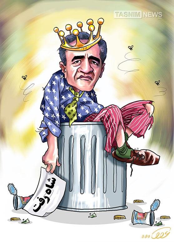 کاریکاتور و تصاویر طنز درباره پیروزی انقلاب