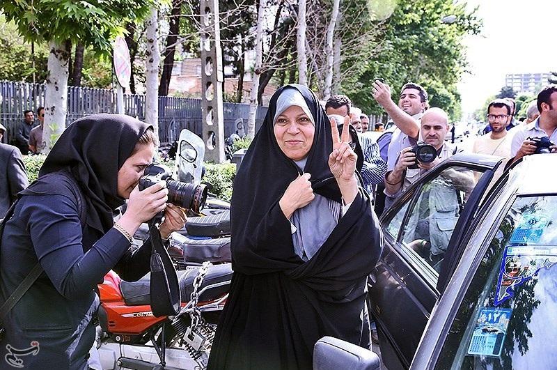 فائزه هاشمی رفسنجانی دوباره به حبس محکوم شد | | حیاط خلوت