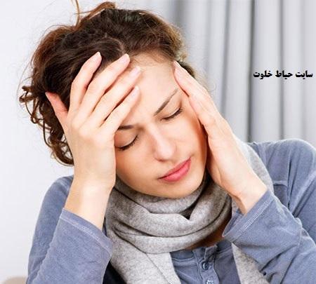 علت دردهای پشت سر چیست؟ + انواع سردرد و روش درمان آن ها
