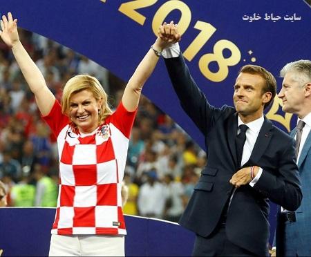 بیوگرافی و عکس های رییس جمهور کرواسی + زندگی شخصی و عکس همسر