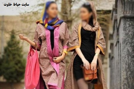 مدل مانتوهای تابستانی عجیب دختران تهرانی! + عکس