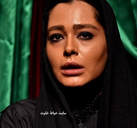 بیوگرافی سانیا سالاری بازیگر نقش ارغوان در سریال دلدادگان+عکس های شخصی