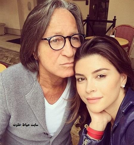 رابطه عاشقانه مرد ثروتمند فلسطینی با مدل زیبای ایرانی شیوا صفایی+عکس