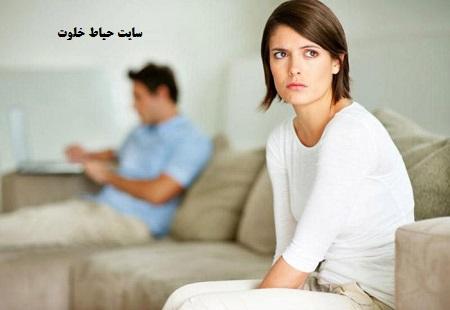 نشانه های خیانت همسر+روش های گرفتن مُچ همسر خیانتکار