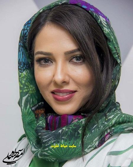 عکس های جدید و زیبای لیلا اوتادی در اکران خصوصی کاتیوشا