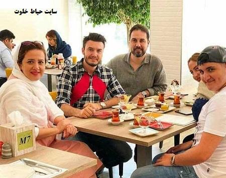 حضور مصطفی ججلی در رستورانی در تهران+عکس