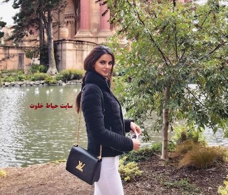 بیوگرافی و عکس های مهلقا جابری مدل فوق العاده زیبای ایرانی + عکس خواهرش