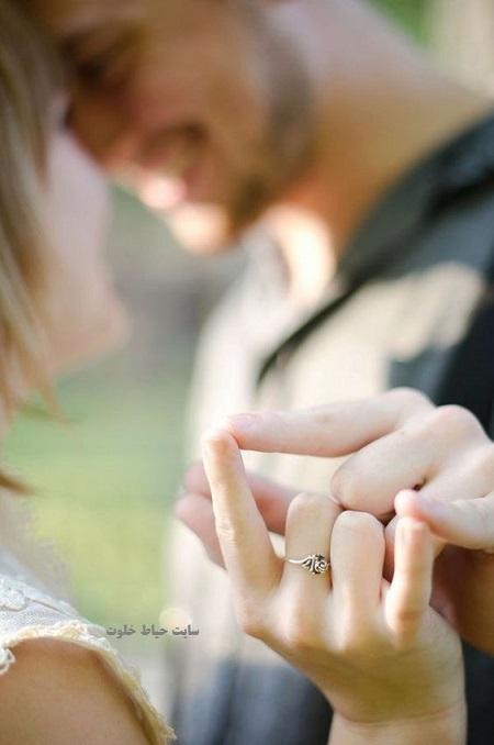 عکس پروفایل عاشقانه دو نفره بدون متن