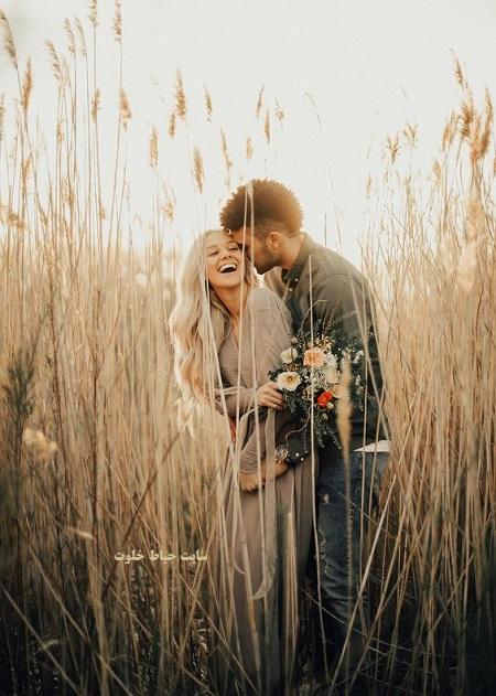 عکس بوسه عاشقانه , عکس بغل عاشقانه