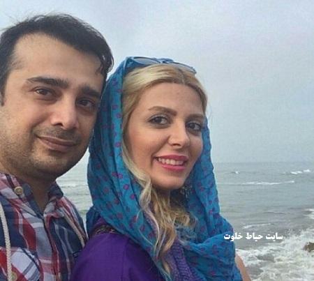همسر سپند امیرسلیمانی