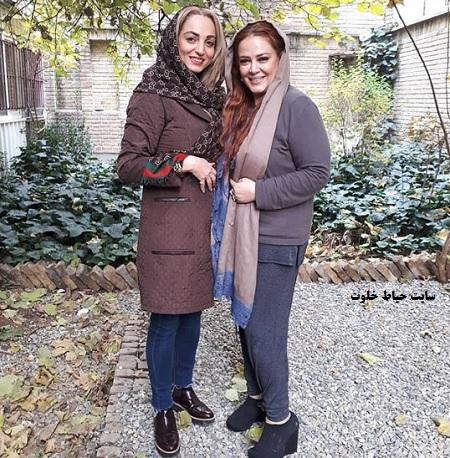 عکس/بهاره رهنما بعد از کاهش وزن و لاغری