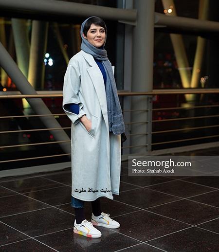 مدل پالتو بازیگران ایرانی