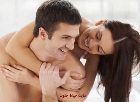 25 رفتار زنانه برای تحریک مردان در رابطه جنسی داغ + عکس