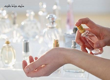 راهکار مؤثر بالابردن ماندگاری عطر روی بدن