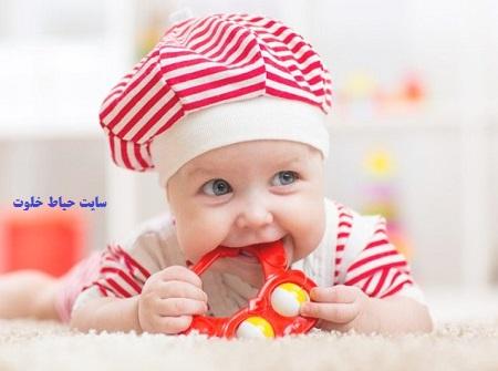 رشد نوزاد | مراحل رشد نوزاد از بدو تولد تا 6 ماهگی