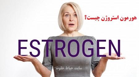 هورمون استروژن چیست؟