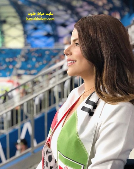 عکس های جذاب تماشاگران ایرانی در جام ملت های 2019